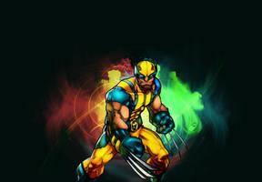 Wolverine: X-men by commanderlewis