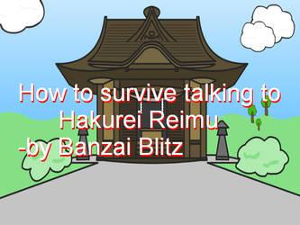 [A WALFAS VIDEO GAME] HTSTTHR v.1.1 by BanzaiBlitz