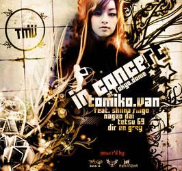 Tomiko In Concert by Ryannzha