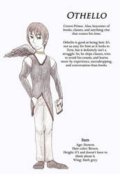 Al(tern)atives Character: Othello by who-the-moon-is