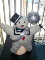 New Year's Stay-Puft by SharazDestler