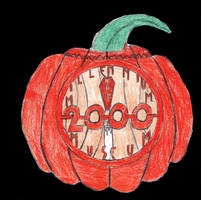 The Millennium Museum's Halloween Logo by SharazDestler
