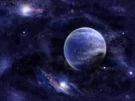 Frozen sphere by Eyes-Freak-17