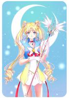 Sailor Moon - Elysium [+VIDEO] by BluAjisai