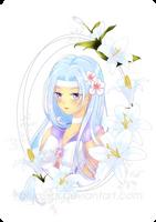 YCH for Phi - Aura by BluAjisai