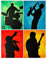 The Band by JonasEklundh