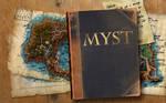 Myst background by JonasEklundh