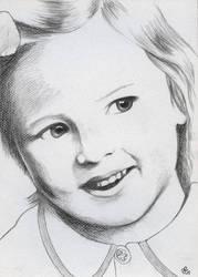 Annika's mother by JonasEklundh