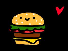 Cheeseburger Lover by Crystal-Moore