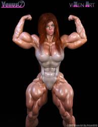 Venus 7 - Linda Tank by prizm1616