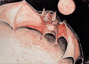 Vampire by akelataka