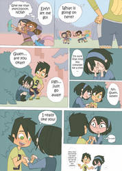 Total drama kids comic pag 11 by Kikaigaku