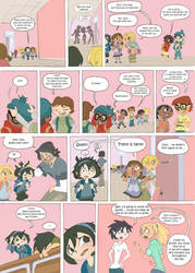 Total Drama Kids Comic pag 34 by Kikaigaku