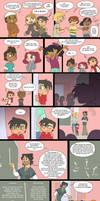 Total Drama Kids Comic pag 39 by Kikaigaku