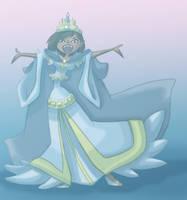 Total drama fantasy Queen Courtney by Kikaigaku