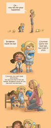 Total Drama (littlest) Kids Comic Extra by Kikaigaku