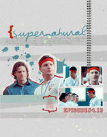 Supernatural by BarbraGolba
