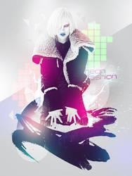 Neon Fashion by BarbraGolba
