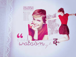 Emma Watson by BarbraGolba