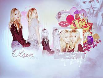 Olsen Sisters by BarbraGolba
