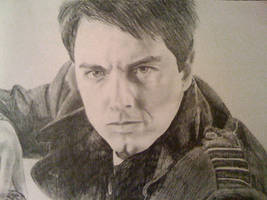 Captain Jack Harkness by Rosibo