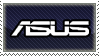 Asus Stamp +Dark Blue Edition+ by d-shade