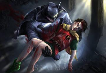 Death of Robin by SUOMAR