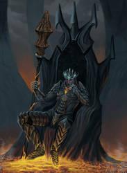 Melkor by GeminiBrain