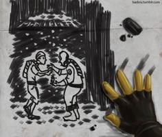 TF2 The Coal by BarbruBarbarian