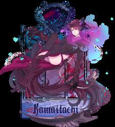 [CHA] Kamaitachi Species Info by Fuyukiru