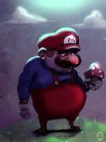 Super Mario by Rujo86