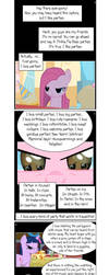 Pinkie's Millennium Party by CapnChryssalid
