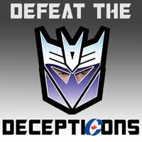 Defeat the Decepticons by Atratus