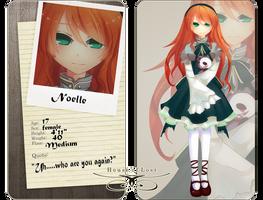 HoL: Noelle by Kaede-chii