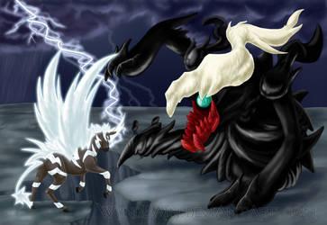 Nightmare Overcharge by Wyndbain