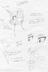 Pony Profile... Tutorial? by Pixel-Penguin-dA