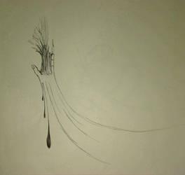 Untitled Drawing 1 by KevinStephens