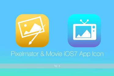 iOS7 App Design by fay--e