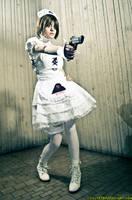A Mercenary Nurse by straywind