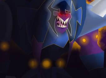 K: The Dread Lord by ZeeNovos