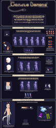 [C-S] Candle Demon Species Guide__Closed Species by LunarCherub