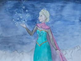 Let it go by Lucyndaria