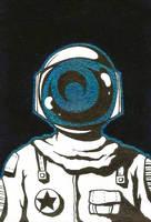 spacetronaut by SonaLorano