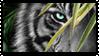 Tiger Stamp by DragonPud