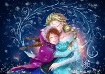 Frozen by monorhapsody