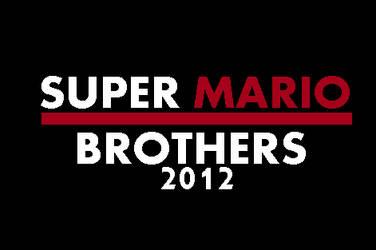 Super Mario Bros 2012 Doomsday Banner by BuzzNBen