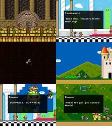 Super Mario Bros Doomsday Screenshots 2 (Nov 2013) by BuzzNBen