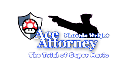 AA - Phoenix Wright : The Trial of Super Mario by BuzzNBen