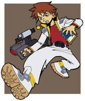 Taro Sega by rsj