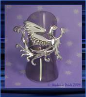Phoenix Ring by StephaniePride